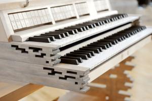 Orgelbau Schulte - Spieltisch Dortmund St Petri